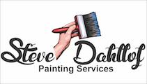 Steve Dahllof Painting Services Logo